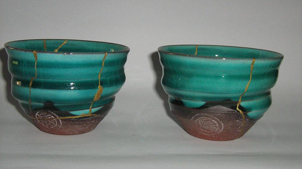 Ceramiche Kintsugi